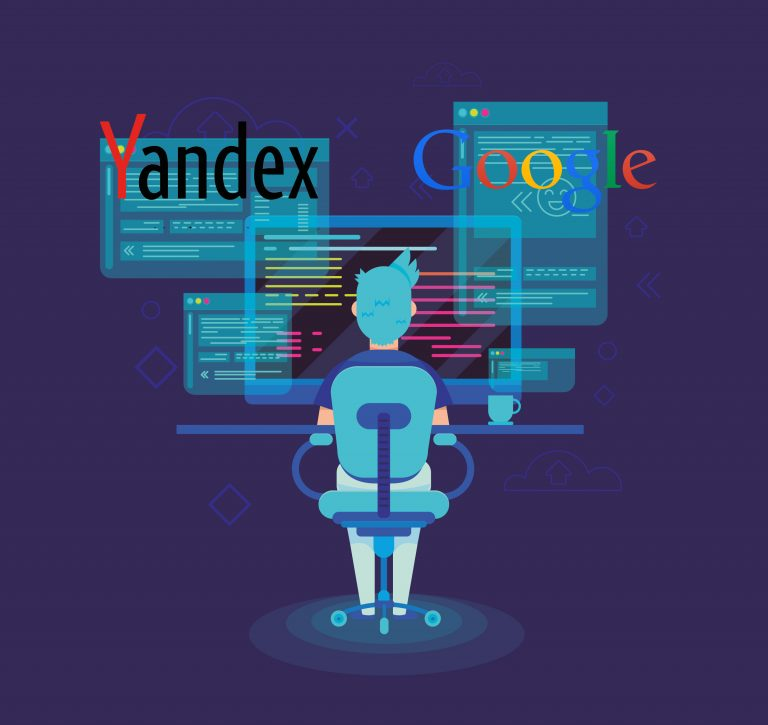 Yandex and Google Webmasters