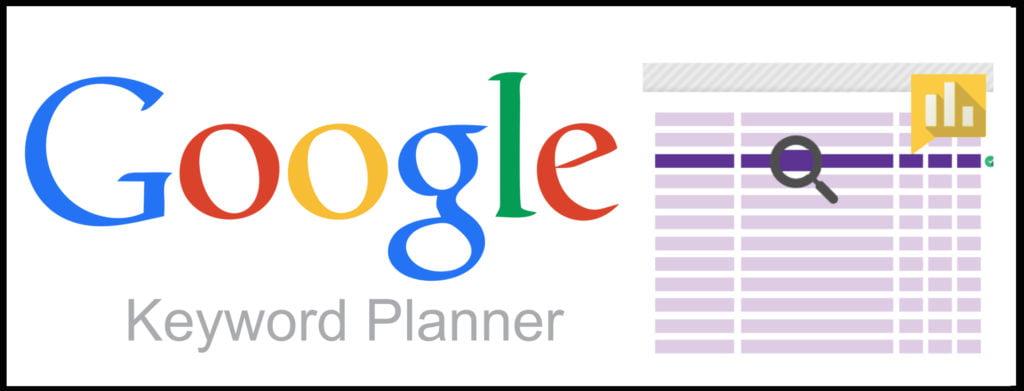 Збір ключових слів Google Keyword Planner