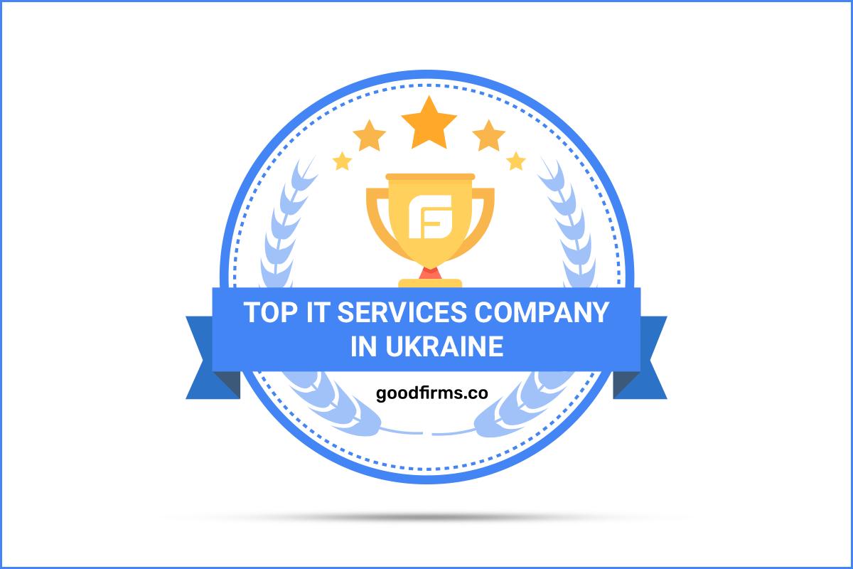 TOP IT Services Company of Ukraine